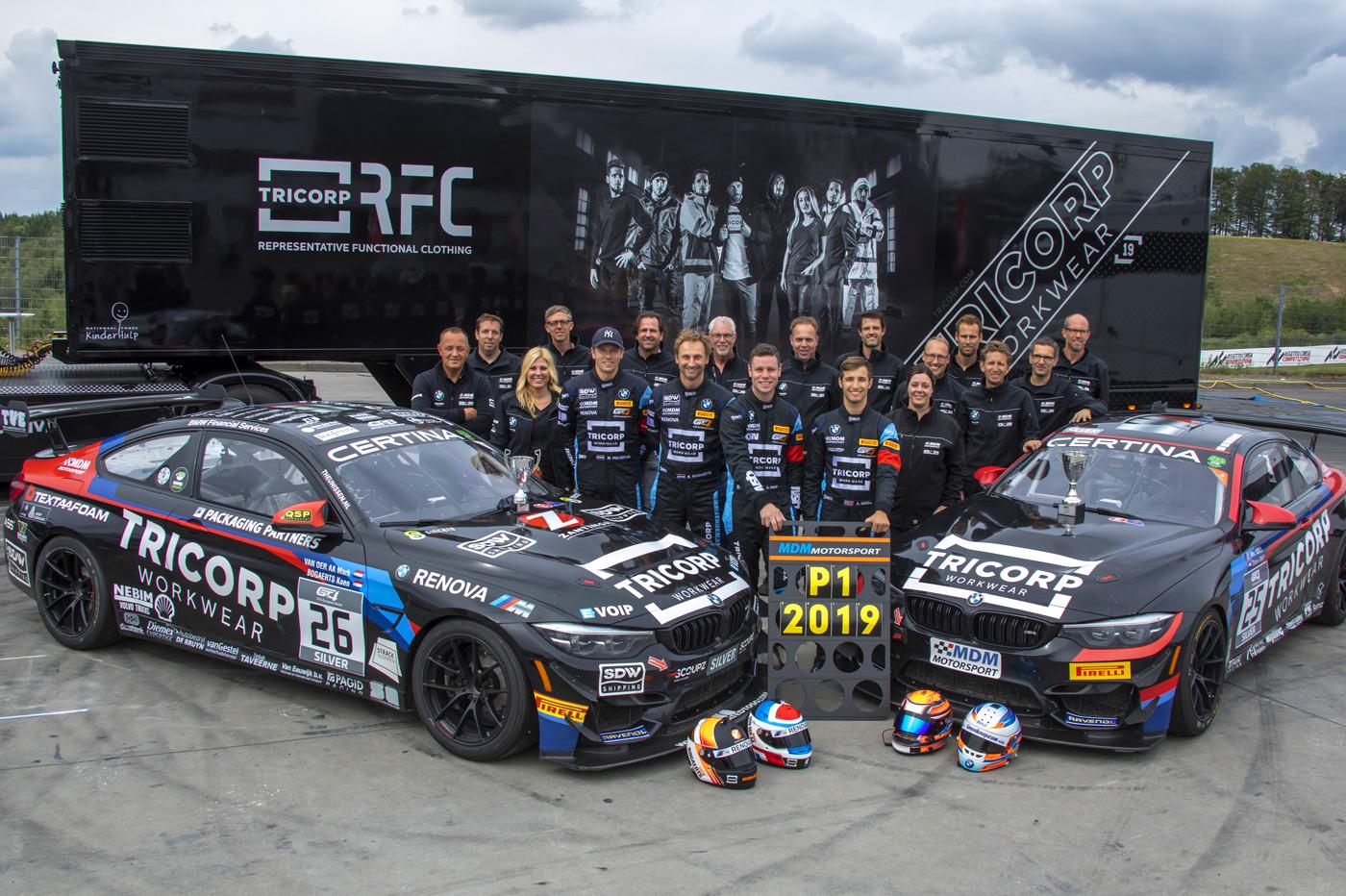 European Champions GT4 Series